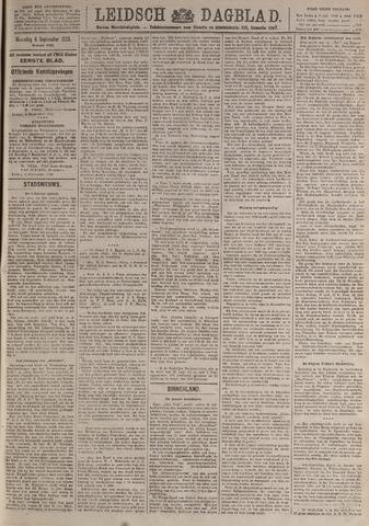 Leidsch Dagblad 1920-09-06