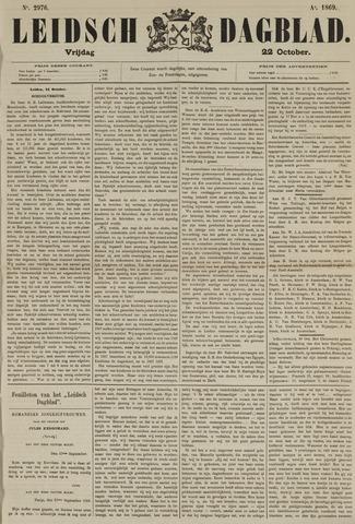 Leidsch Dagblad 1869-10-22
