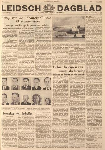 Leidsch Dagblad 1949-07-13
