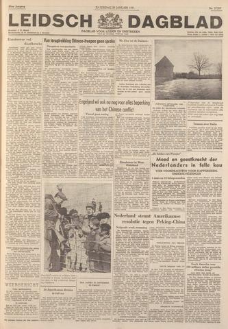 Leidsch Dagblad 1951-01-20