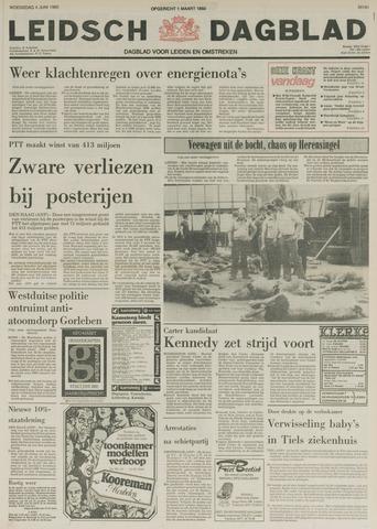 Leidsch Dagblad 1980-06-04