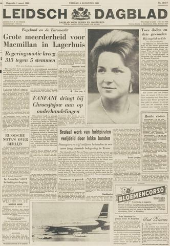 Leidsch Dagblad 1961-08-04