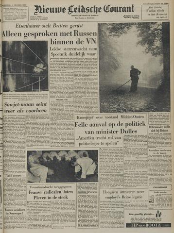 Nieuwe Leidsche Courant 1957-10-10