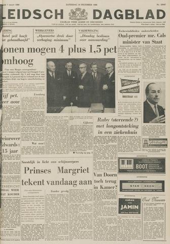 Leidsch Dagblad 1966-12-10