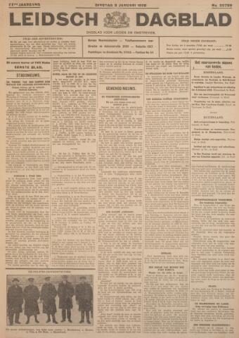 Leidsch Dagblad 1928-01-03