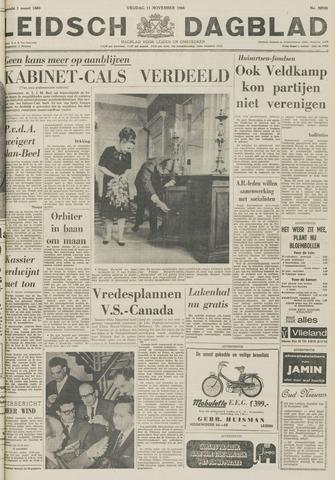 Leidsch Dagblad 1966-11-11