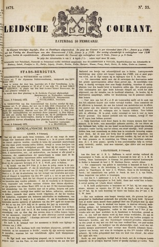 Leydse Courant 1872-02-10