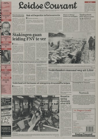 Leidse Courant 1992-04-17