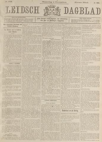 Leidsch Dagblad 1916-12-04