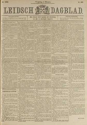 Leidsch Dagblad 1901-03-01