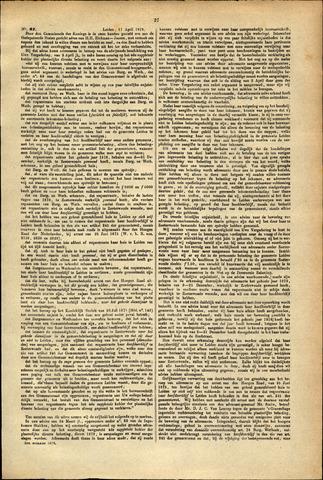 Handelingen van de Raad 1879-04-17