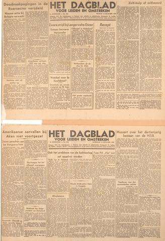Dagblad voor Leiden en Omstreken 1944-12-16