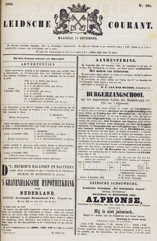 Leydse Courant 1882-12-11