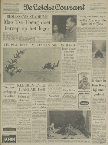 Leidse Courant 1967-01-12