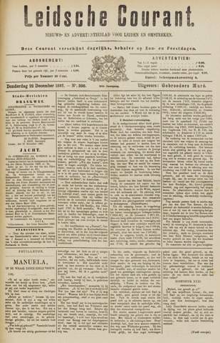Leydse Courant 1887-12-22