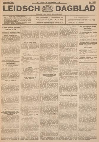 Leidsch Dagblad 1928-09-24