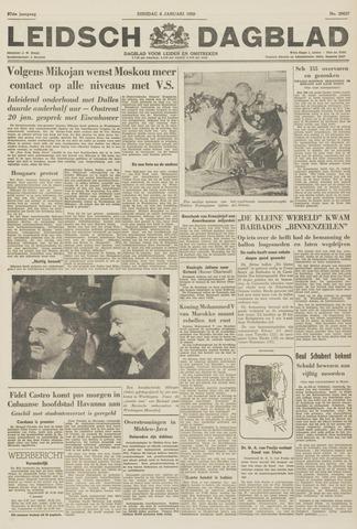 Leidsch Dagblad 1959-01-06