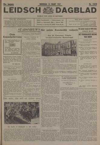 Leidsch Dagblad 1937-03-24