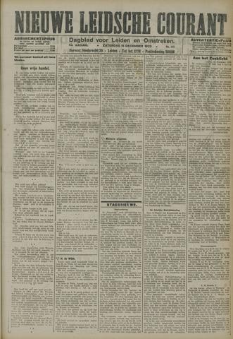 Nieuwe Leidsche Courant 1923-12-15