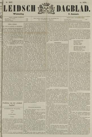 Leidsch Dagblad 1870-01-05