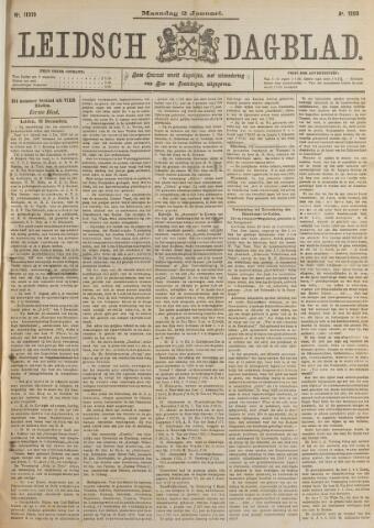 Leidsch Dagblad 1899