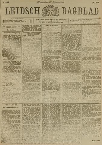Leidsch Dagblad 1904-08-17