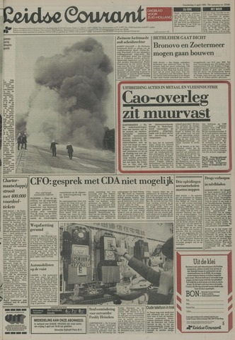 Leidse Courant 1985-04-04