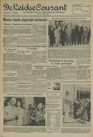 Leidse Courant 1955-07-04