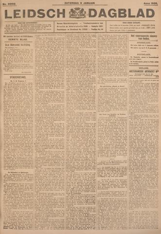Leidsch Dagblad 1926-01-09