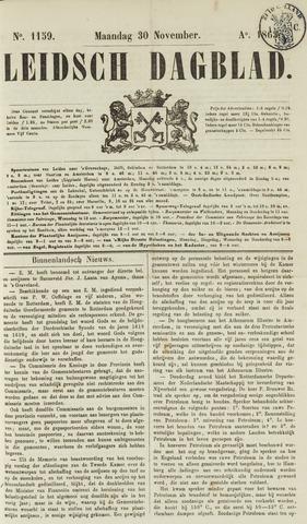Leidsch Dagblad 1863-11-30