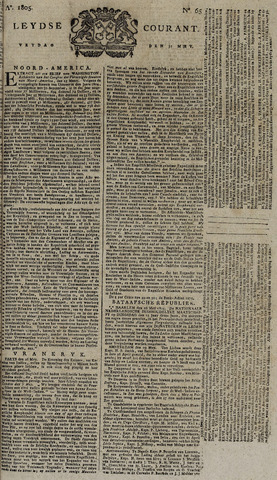 Leydse Courant 1805-05-31