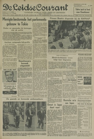 Leidse Courant 1960-06-16