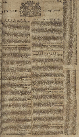 Leydse Courant 1760-04-14