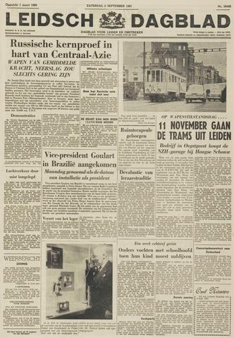Leidsch Dagblad 1961-09-02