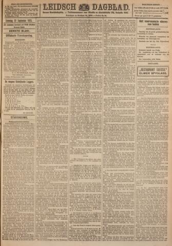 Leidsch Dagblad 1923-09-22
