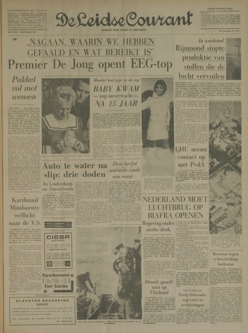 Leidse Courant 1969-12-01