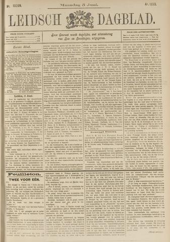 Leidsch Dagblad 1893-06-05