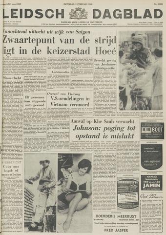 Leidsch Dagblad 1968-02-03
