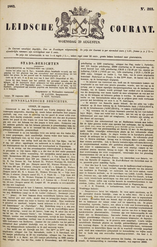 Leydse Courant 1883-08-29