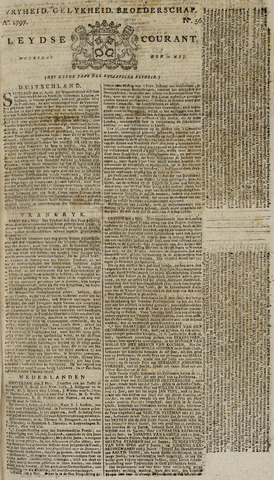 Leydse Courant 1797-05-10