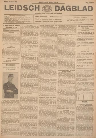 Leidsch Dagblad 1928-04-02