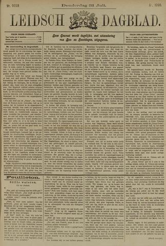 Leidsch Dagblad 1890-07-31