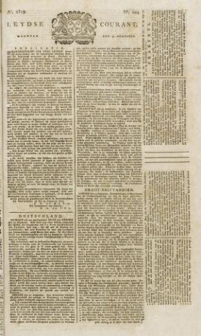 Leydse Courant 1819-08-30