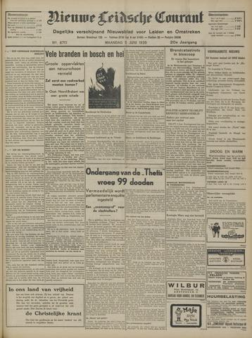 Nieuwe Leidsche Courant 1939-06-05