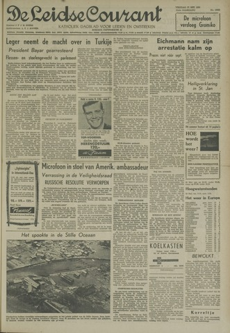 Leidse Courant 1960-05-27