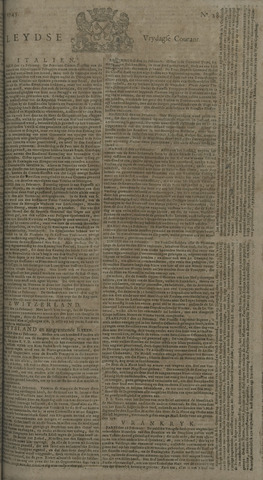 Leydse Courant 1745-03-05