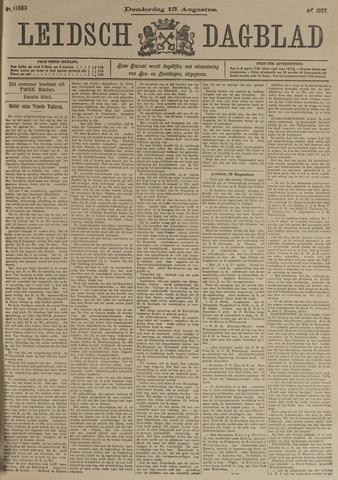 Leidsch Dagblad 1907-08-15