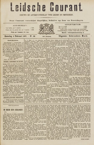 Leydse Courant 1887-02-05