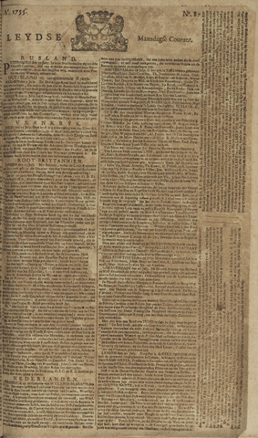 Leydse Courant 1755-07-21