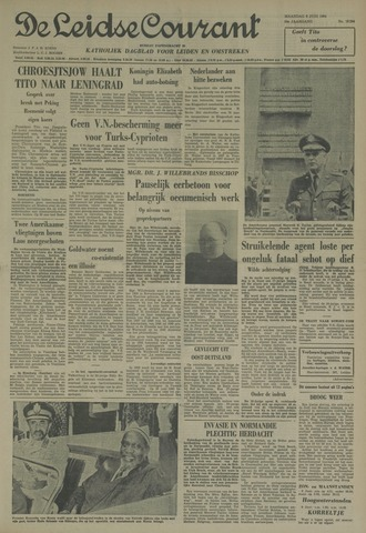 Leidse Courant 1964-06-08